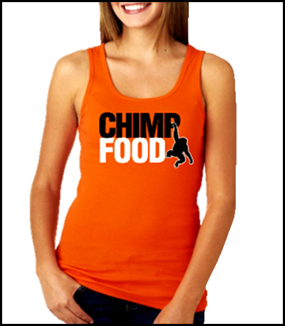 Chimp Food Tank-Top