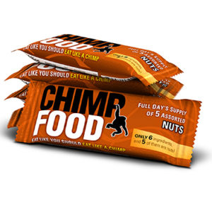 Chimp Food Nut-Bar
